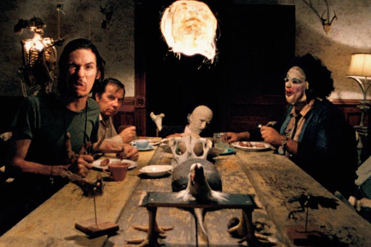 Cena de la Matanza de Texas