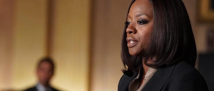 Viola Davis en como defender un asesino
