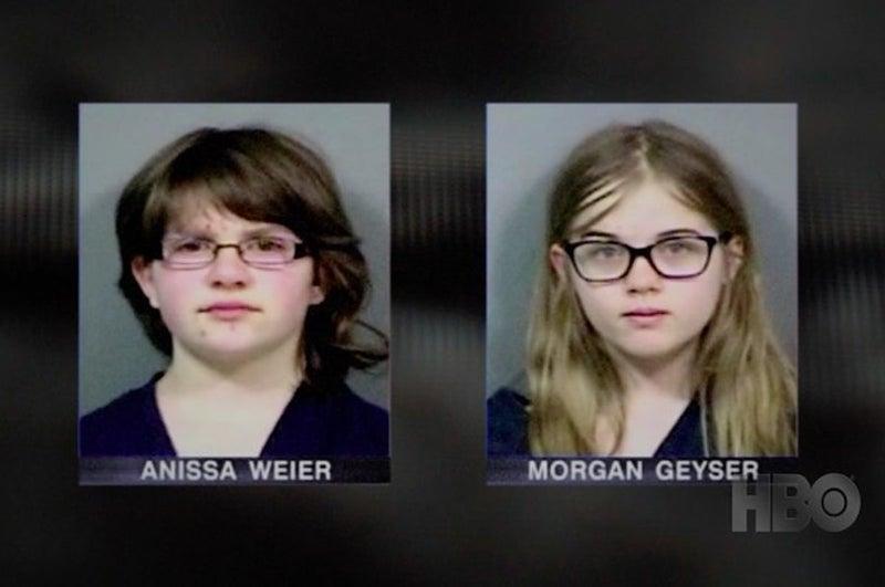 Anissa y Morgan detenidas