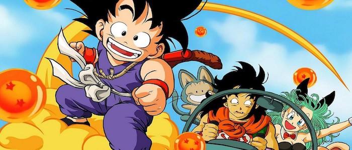 Son Goku y Bulma