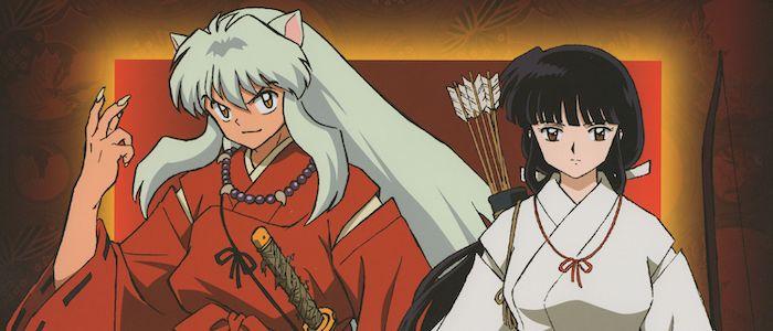 Inuyasha y Kykio