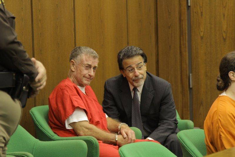Rudolf y Michael solicitando otro juicio