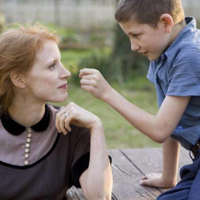 madre e hijo árbol de la vida, una de las películas que no se entienden nada