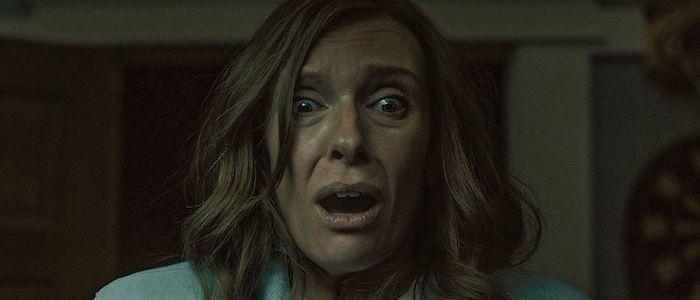 Madre asustada