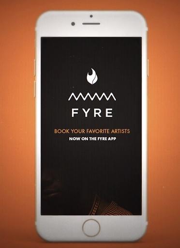 app fyre