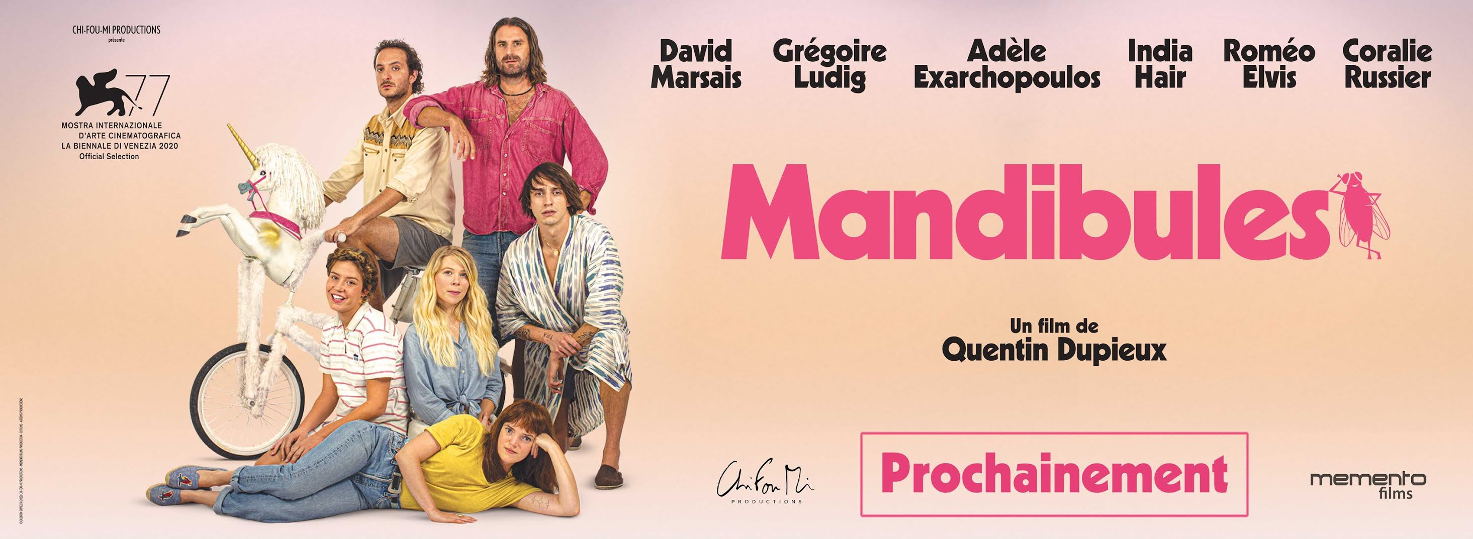 mand poster